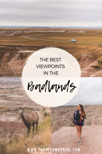 Looking for the best viewpoints in Badlands National Park? My Badlands road trip guide will show you the top things to do in Badlands National Park!