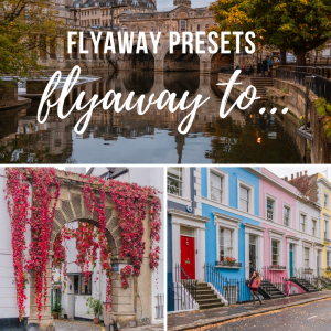 Flyaway to... Lightroom presets for photo editing