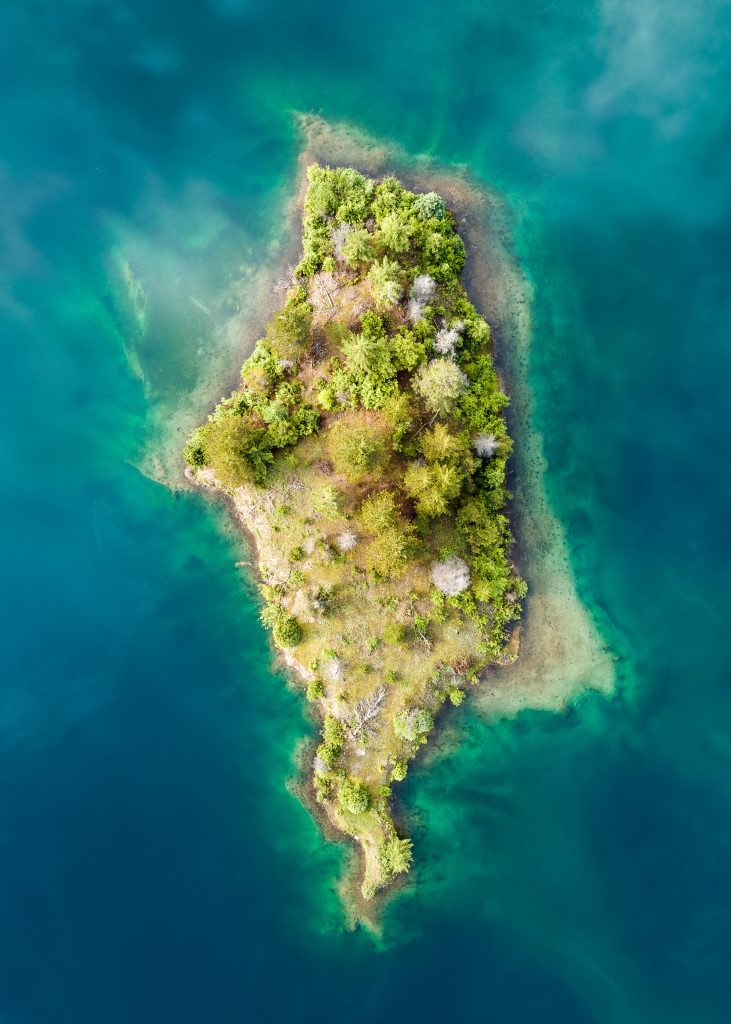 Many of the world's smallest island nations are considered off the beaten path because they are difficult or expensive to get to.