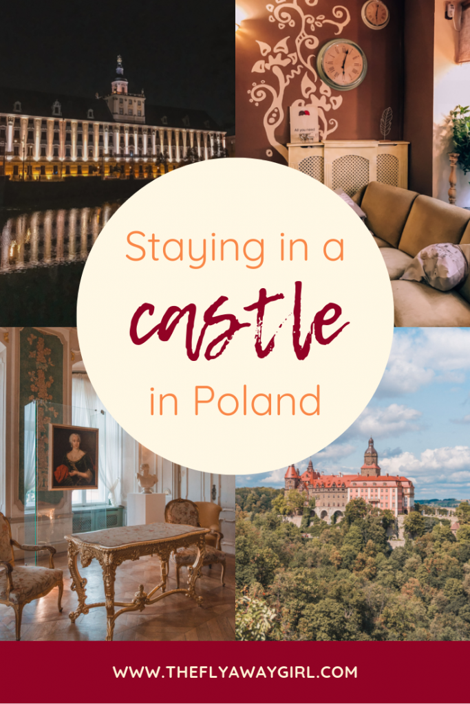 Have you ever stayed in a castle? When you travel in Poland, don't miss a visit to Ksiaz Castle and an overnight stay there! Check out my guide to a weekend in Walbrzych and Ksiaz Castle for more.