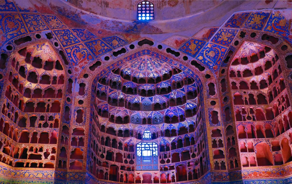The architecture in Iran is some of the most spectacular in the world