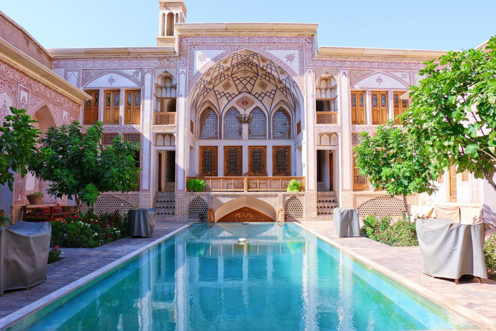 Iran has some of the most incredible architecture in the world. Don't miss a visit to Iran.