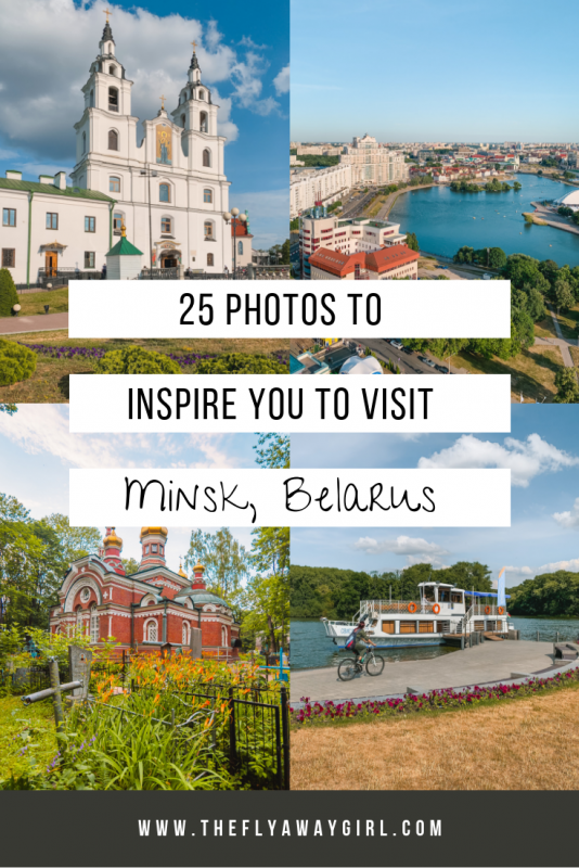 If you're in Eastern Europe you have to make a trip to Belarus. Check out these photos which will inspire you to visit Minsk Belarus! #belarus #travelinspiration