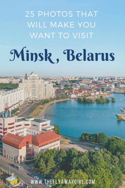 One of the hidden gems in Europe has to be Belarus! These photos will make you want to visit Minsk and explore Belarus! #belarus #minsk #europe