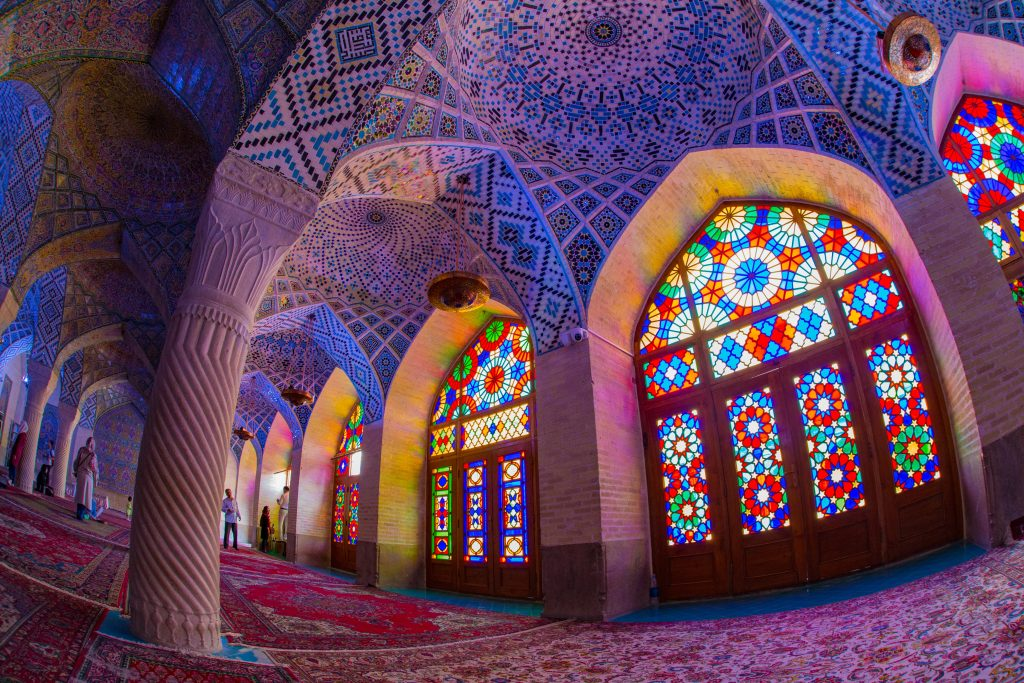 Iran is not off the beaten path, rather it just has millions of visitors from other countries in the Middle East and isn't always easy for western tourists to visit.