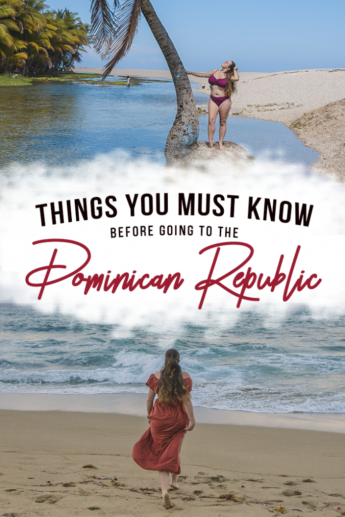 Heading to the Dominican Republic soon? These are the top travel tips you MUST know when heading to the country! Don't miss these travel tips for the Dominican Republic, from bartering to safety to epic facts about the country. #caribbean #dominicanrepublic #paradise