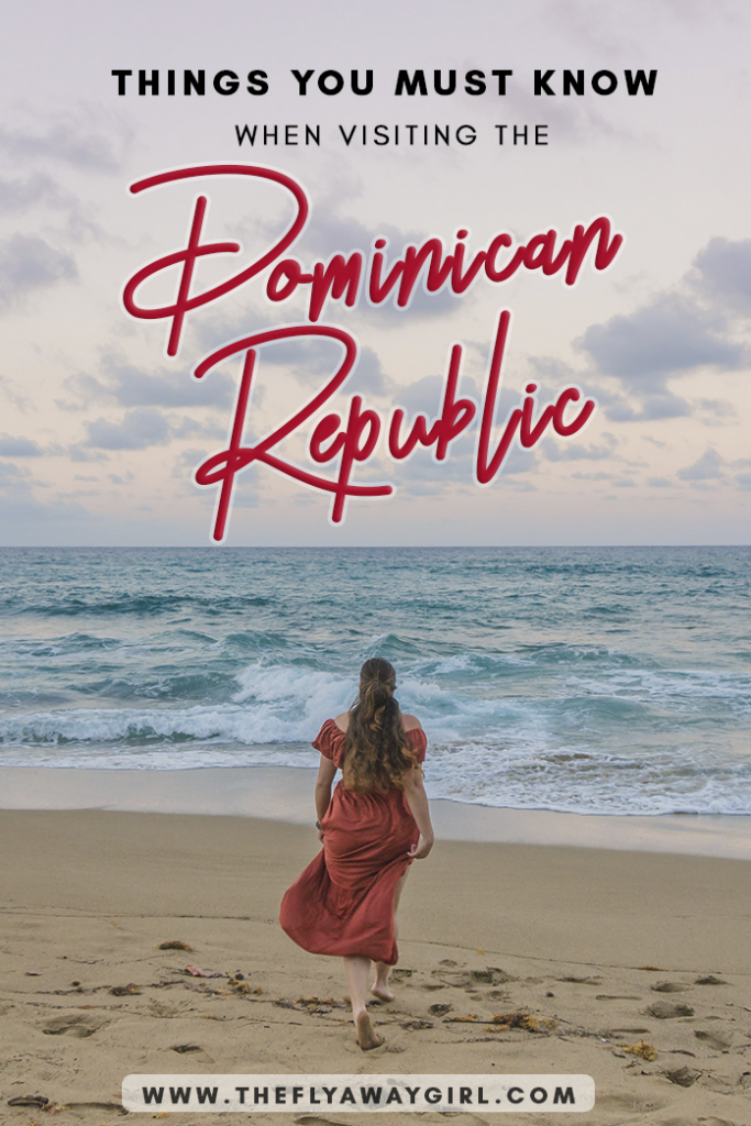 Looking for information about visiting the Dominican Republic? These tips for traveling the Dominican Republic will keep you covered! All the useful information you will need about this beautiful Caribbean island. Read more to find out the top travel tips for the Dominican Republic! #dominicanrepublic #beaches #islands #caribbean
