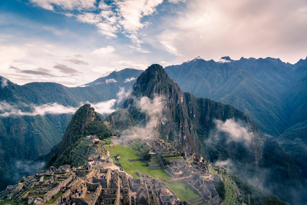 We don't consider Peru off the beaten path, yet it has a similar number of international tourists as Georgia and Iran. Why is this?